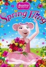 Angelina Ballerina: Spring Fling online (2015) Español latino descargar pelicula completa