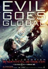 Resident Evil 5: La venganza online (2012) Español latino descargar pelicula completa