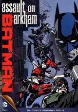 Batman: El asalto de Arkham online (2014) Español latino descargar pelicula completa