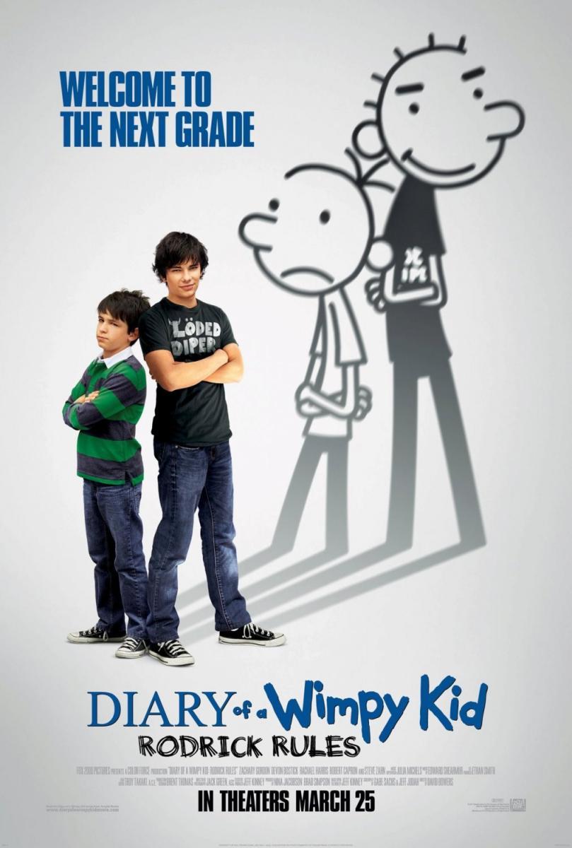 Diario De Wimpy Kid Pelicula Online