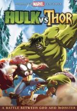 Hulk vs. Thor online (2009) Español latino descargar pelicula completa