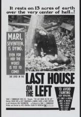 La última casa a la izquierda online (1972) Español latino descargar pelicula completa