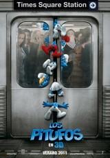 Los pitufos online (2011) Español latino descargar pelicula completa
