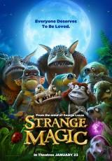 Strange Magic online (2015) Español latino descargar pelicula completa