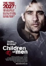 Niños del hombre online (2006) Español latino descargar pelicula completa
