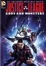 La Liga de la Justicia Dioses y monstruos online (2015) Español latino descargar pelicula completa