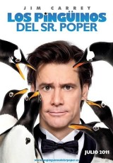 Los pingüinos del Sr. Poper online (2011) Español latino descargar pelicula completa