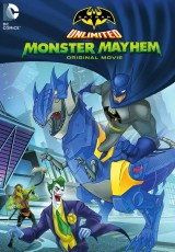 Batman Unlimited Monster Mayhem online (2015) Español latino descargar pelicula completa