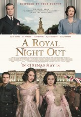 A Royal Night Out online (2015) Español latino descargar pelicula completa