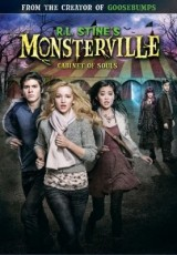 R.L. Stine's Monsterville: The Cabinet of Souls online (2015) Español latino descargar pelicula completa