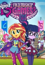 My Little Pony Equestria Girls Friendship Games online (2015) Español latino descargar pelicula completa