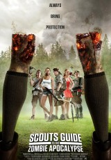 Scout's Guide to the Zombie Apocalypse online (2015) Español latino descargar pelicula completa