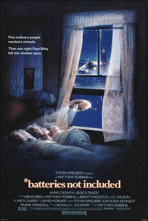 James Horner - Batteries Not Included (Original Motion Picture Soundtrack)