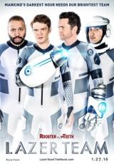 Lazer Team online (2015) Español latino descargar pelicula completa