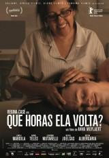 Una segunda madre online (2015) Español latino descargar pelicula completa