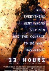 13 Horas Los soldados secretos de Bengasi online (2016) Español latino descargar pelicula completa