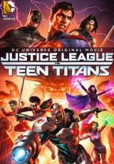 La Liga de la Justicia contra los Jóvenes Titanes online (2016) Español latino descargar pelicula completa