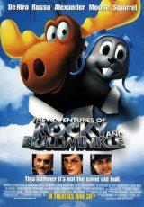 Las aventuras de Rocky y Bullwinkle online (2000) Español latino descargar pelicula completa