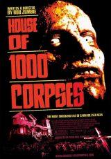 La casa de los 1000 cadáveres online (2003) Español latino descargar pelicula completa