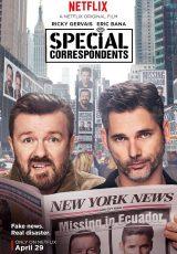 Special Correspondents online (2016) Español latino descargar pelicula completa