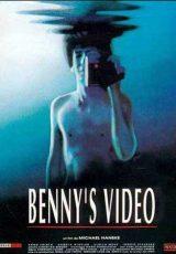 El vídeo de Benny online (1992) Español latino descargar pelicula completa
