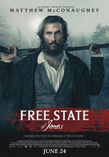 Los hombres libres de Jones online (2016) Español latino descargar pelicula completa