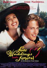 Cuatro bodas y un funeral online (1994) Español latino descargar pelicula completa