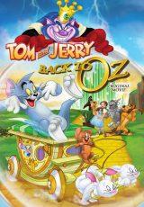 Tom y Jerry Regreso al mundo de Oz online (2016) Español latino descargar pelicula completa