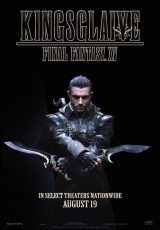 Kingsglaive Final Fantasy XV online (2016) Español latino descargar pelicula completa