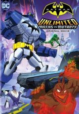 Batman Unlimited Mech vs. Mutants online (2016) Español latino descargar pelicula completa