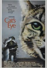 El ojo del gato online (1985) Español latino descargar pelicula completa