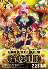 One Piece Film Gold online (2016) Español latino descargar pelicula completa