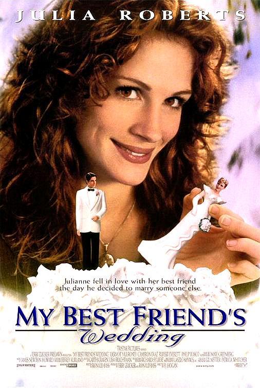 La boda de mi mejor amigo online (1997) Español latino descargar pelicula completa - Aqui pelis