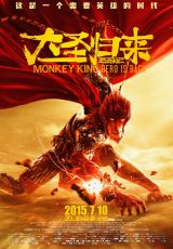 Monkey King Hero is Back online (2015) Español latino descargar pelicula completa