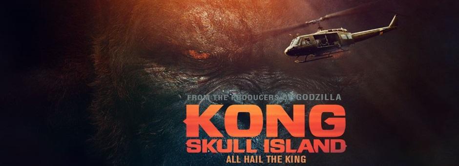 Kong La isla calavera online (2017)