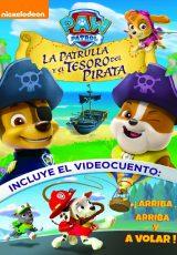 La patrulla canina y el tesoro del pirata online (2016) Español latino descargar pelicula completa