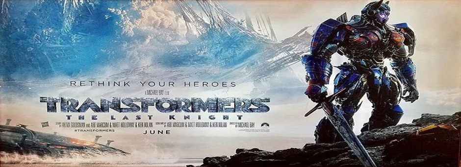 Transformers 5 El último caballero online (2017)