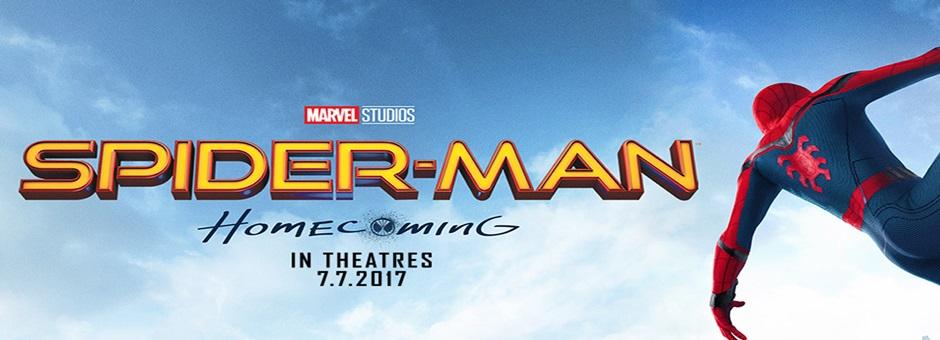 Spider-Man De regreso a casa online (2017)