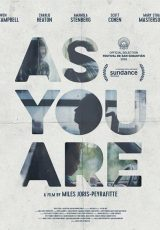 As You Are online (2016) Español latino descargar pelicula completa