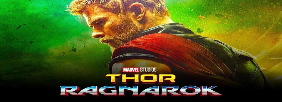 Thor 3 Ragnarok online (2017)