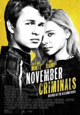 November Criminals online (2017) Español latino descargar pelicula completa