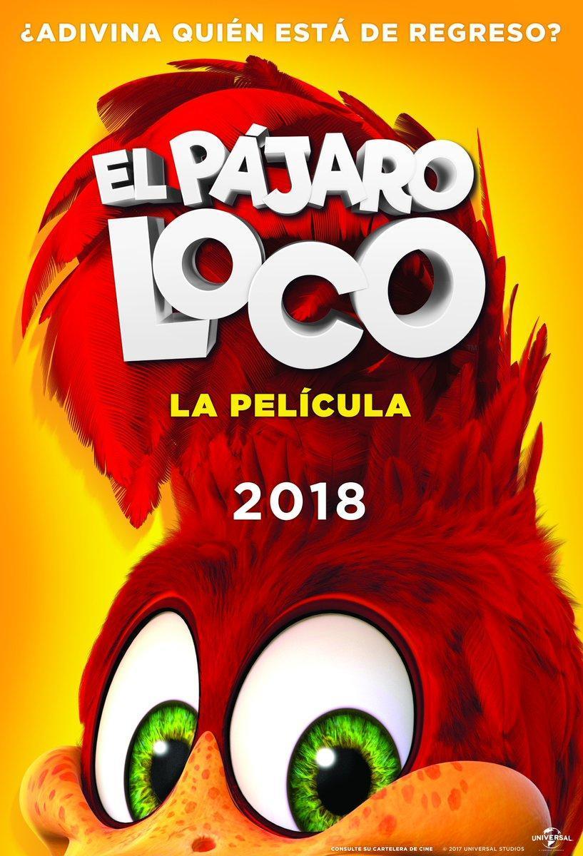 El p jaro loco online 2017 espa ol latino descargar for El mural pelicula descargar