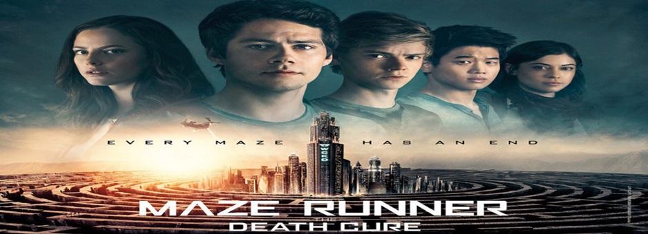 Maze Runner 3 La cura mortal online (2018)