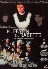 El festín de Babette online (1987) Español latino descargar pelicula completa