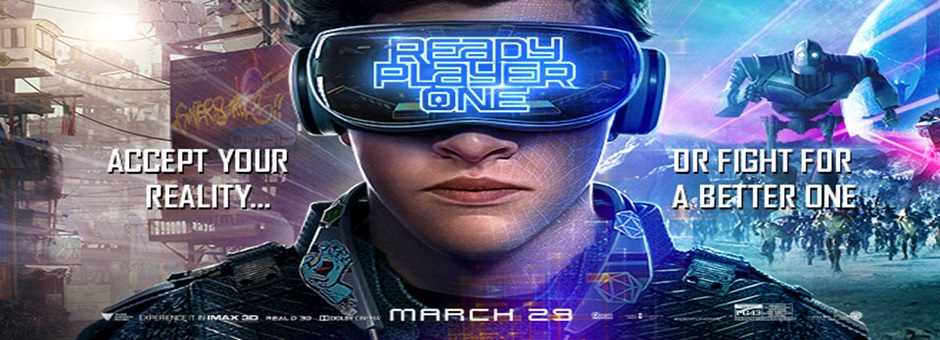 Ready Player One online (2018)
