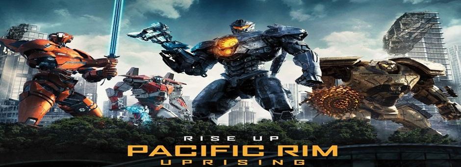 Titanes del Pacífico 2 online (2018)