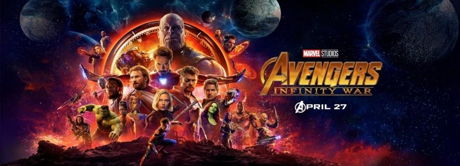 Avengers 3 Infinity War online (2018)