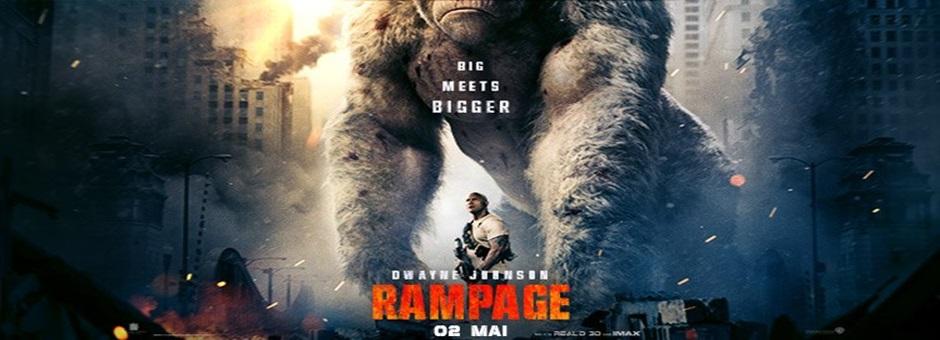 Rampage online (2018)