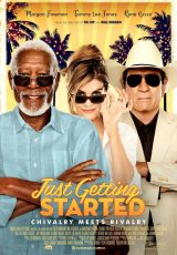 Just Getting Started online (2017) Español latino descargar pelicula completa