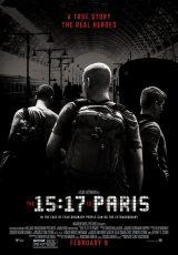 15:17 Tren a París online (2018) Español latino descargar pelicula completa